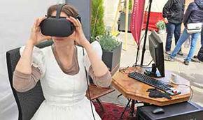 Im Sog der virtuellen Realität